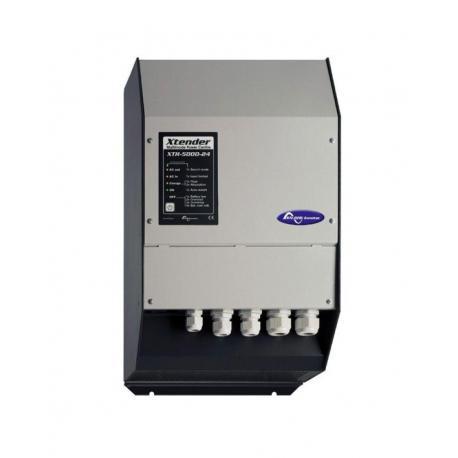Boitier de montage pour Color Control GX et BMV ou MPPT