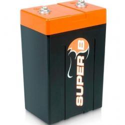 Rallonge câble de communication batterie lithium 2 m (2 pces)