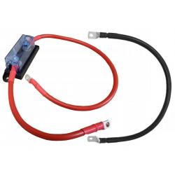 Set de câble pour onduleur 16mm2 - 1.5m