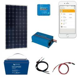 Blue Smart IP65 Charger 12/4 + DC connector