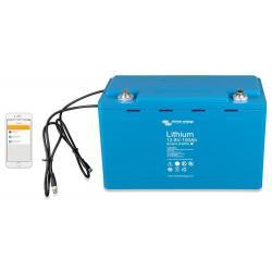 Batterie Lithium 160 Ah (équivalent 320 Ah) - Smart