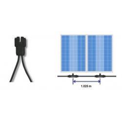 Panneau solaire monocristallin 110 W