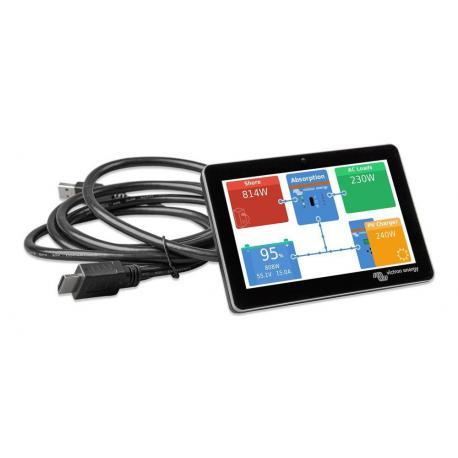 Régulateur Solaire MPPT Smartsolar LED 20 A - 100 V - Smart