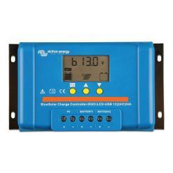 Régulateur de charge solaire BlueSolar PWM LCD 12/24V-5A