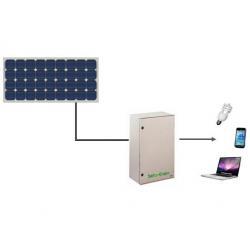 Batterie lithium HE 24V/100Ah