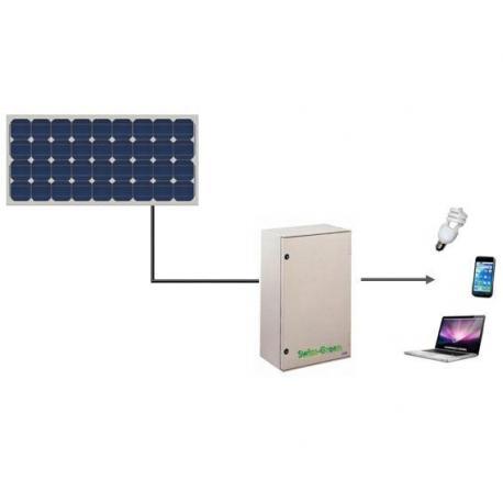 Kit solaire 1680 Wh - 230 V - SMART - LI