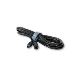 Câble solaire 10 mm2 bleu - 100 m
