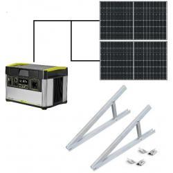 Panneau solaire semi-flexible 175W