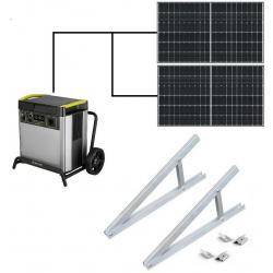 Spannungs- und Temperatursensor - long range