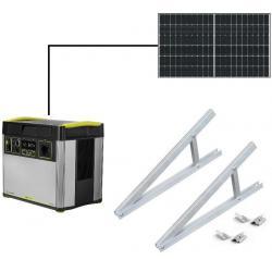 Kit solaire 1680 Wh - 230 V - SMART