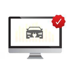 4x Panneau solaire monocristallin 280 W