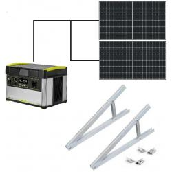 Batterie Lithium 200 Ah (équivalent 400 Ah) - Smart