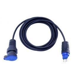 Câble PVC-PUR 5x2.50 JZ num gr 300/500V
