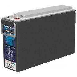 Batterie solaire AGM 60 Ah