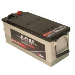 Batterie solaire GEL 110 Ah