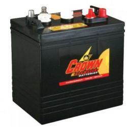 Batterie de démarrage standard 55 Ah - 12 V