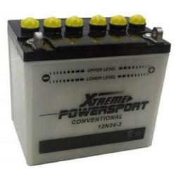 Batterie de traction PzS 120 Ah - 2 V