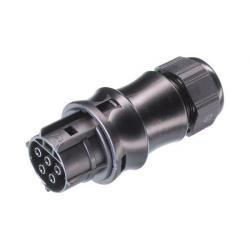 Rallonge câble solaire avec connecteurs 20 m, 6mm2