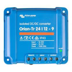 Chargeur Blue Power 24/12 IP22 (3) Schuko - SMART