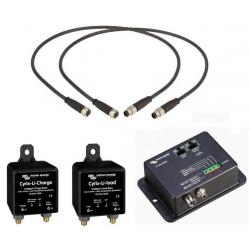 Câble noir 25mm2 - Cosses M10